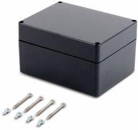 Vorschau: Universalgehäuse, POLLIN, ABS, 160 x 120 x 90 mm, IP66, schiefergrau