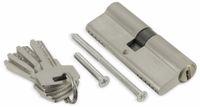 Vorschau: Sicherheits-Schließzylinder-Set MASTERPROOF 1028-PJXY, 80 mm