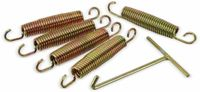 Vorschau: Trampolinfeder, Zugfeder, 146x20mm, 72 Stück