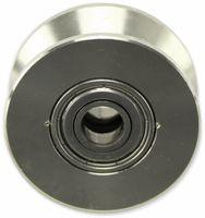 Vorschau: Laufrolle, Ø48mm, V-Nut
