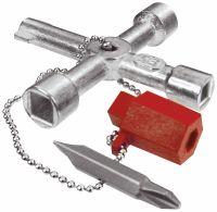 Vorschau: Schaltschrank-Schlüssel