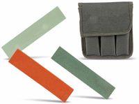 Vorschau: Schleifsteinset, 3-teilig inkl. Tasche