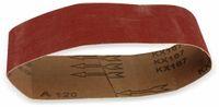 Vorschau: Schleifpapier für Bandschleifer, 5 Stück, K120