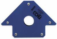 Vorschau: Magnetischer Schweiß- und Montagewinkel BGS 3008 155 mm