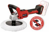 Vorschau: Akku-Polier- und Schleifmaschine EINHELL CE-CP 18/180 Li E Solo