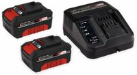 Vorschau: PXC-Starter-Kit EINHELL, 2x 3,0 Ah & 30 min PXC Kit