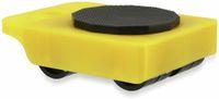 Vorschau: Möbelrollen DÖRNER+HELMER, gelb