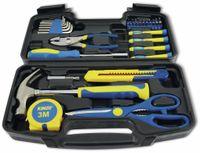 Vorschau: Werkzeug-Set Home KINZO, 39-teilig