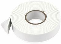 Vorschau: Doppelseitiges Schaumstoffklebeband, KINZO, 19x2300 mm
