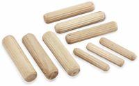 Vorschau: Holzdübel-Set, KINZO, 44-teilig