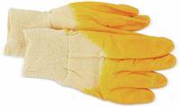 Vorschau: Nitril-Arbeitshandschuhe, EN420, Größe 8, gelb