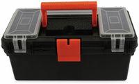 Vorschau: Werkzeugkiste mit Fächern im Deckel, 360x210x165 mm