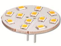Vorschau: LED-Lampe, G4, 12 V-/~, 2 W, warmweiß