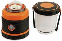 Vorschau: Camping Laterne Dunlop 1000 lm batteriebetrieb