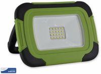 Vorschau: LED-Fluter VT-11-R, 10 W, 700 lm, 6400 K, Akkubetrieb, grün/schwarz