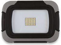 Vorschau: LED-Fluter MÜLLER LICHT Jack, 20 W, 1400 lm, 6500 K, Akkubetrieb, grau/schwarz