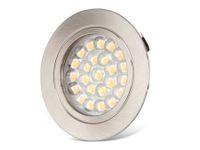 Vorschau: LED-Einbauleuchte DAYLITE PLS-61EK, 12 V-/1,8 W, 6000 K
