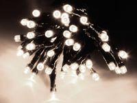 Vorschau: LED-Lichterkette, 320 LEDs, kaltweiß, 230V~, IP44, Innen/Außen