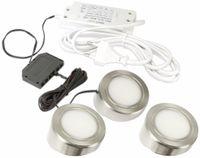 Vorschau: LED-Aufbauleuchtenset DAYLITE LAS-3-15/250WW, EEK: A+, 3,6 W, 250 lm,