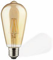 Vorschau: LED-Lampe Müller-Licht 400208, E27, EEK: A++, 6,5 W, 690 lm, dimmbar, gold