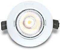 Vorschau: LED-Deckeneinbauspot OPPLE 140044122, EEK:A, 9,5 W, 640 lm, 4000 K, weiß