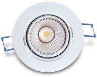 Vorschau: LED-Deckeneinbauspot OPPLE 140044124, EEK: A, 9,5 W, 640 lm, 4000 K, weiß