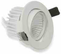 Vorschau: LED-Deckeneinbauspot OPPLE 140044417, EEK: A, 7 W, 400 lm, 2700 K, weiß