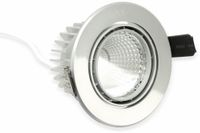 Vorschau: LED-Deckeneinbauspot OPPLE 140044424, EEK: A, 9 W, 580 lm, 2700 K
