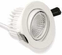 Vorschau: LED-Deckeneinbauspot OPPLE 140044434, EEK: A, 9,5 W, 580 lm, 2700 K, weiß
