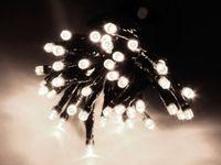 Vorschau: LED-Lichterkette, 720 LEDs, kaltweiß, 230V~, IP44, Innen/Außen