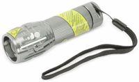 Vorschau: LED-Taschenlampe, Alu, 5 W CREE-LED, anthrazit