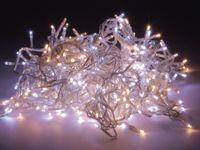 Vorschau: LED-Büschellichterkette Cluster, 384 LEDs, warm-/kaltweiß, 230V~, B-Ware