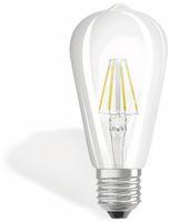 Vorschau: LED-Lampe OSRAM RETROFIT, E27, EEK: A++, 4 W, 470 lm, 2700 K, ST64