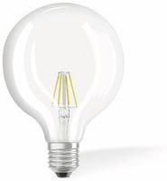 Vorschau: LED-Lampe OSRAM RETROFIT, E27, EEK: A++, 4 W, 470 lm, 2700 K, G124