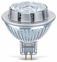 Vorschau: LED-Reflektorlampe OSRAM SUPERSTAR, GU5.3, EEK: A+, 7,8 W, 621 lm, 4000 K