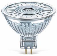 Vorschau: LED-Lampe OSRAM Star 4052899957756, GU5,3, EEK: A+, 4,6 W, 350 lm, 2700 K