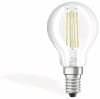 Vorschau: LED-Lampe OSRAM BASE CLASSIC P, E14, EEK: A++, 4 W, 470 lm, 2700 K, 3 Stück