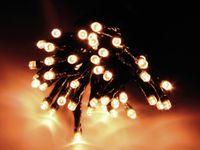 Vorschau: LED-Lichterkette, 180 LEDs, warmweiß, 230V~, IP44, 8 Funktionen, Memory