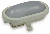 Vorschau: LED-Oval-Leuchte 22265, EEK: A+, 6 W, 500 lm, 4200 K, 170 mm, grau