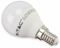 Vorschau: LED-Lampe VT-2156(7357), E14, EEK: F, 5,5 W, 470 lm, 2700 K, 3 Stück