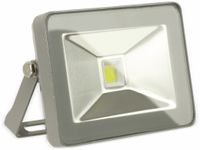 Vorschau: LED-Flutlichtstrahler JFX01, EEK: A+ 14 W, 1050 lm, 6500 K, grau, B-Ware