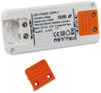 Vorschau: LED-Schaltnetzteil QUATPOWER LN 12V6W, 12 V-, 6 W