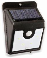 Vorschau: Solar-LED Wandleuchte DAYLITE TY108 mit Sensor,0,5W, schwarz