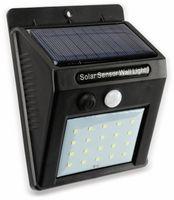 Vorschau: Solar-LED Wandleuchte DAYLITE TY106 mit Sensor, 1,8W, schwarz