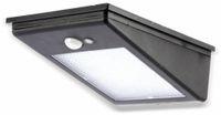 Vorschau: Solar-LED Wandleuchte DAYLITE TY107 mit Sensor, 2W, schwarz
