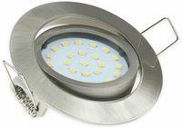 "Vorschau: LED-Einbauleuchte ""Flat-26"" EEK A+, 4 W, 330 lm, 2900 K"