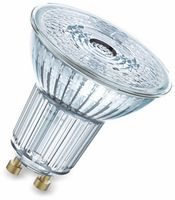 Vorschau: LED-Lampe OSRAM LED BASE PAR16, GU10, EEK A+, 4,3 W, 350 lm, 2700 K, 5 Stk.