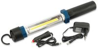 Vorschau: LED-Arbeitsleuchte GT-C-1, 3,7V, 2000 mAh, blau/schwarz