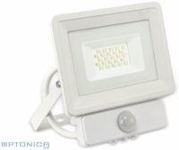 Vorschau: LED-Fluter, Bewegungsmelder OPTONICA FL5846, EEK: G, 20 W, 2700K, weiß