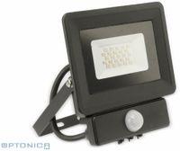 Vorschau: LED-Fluter, Bewegungsmelder OPTONICA FL5858, EEK: A+, 20 W, 2700K, schwarz